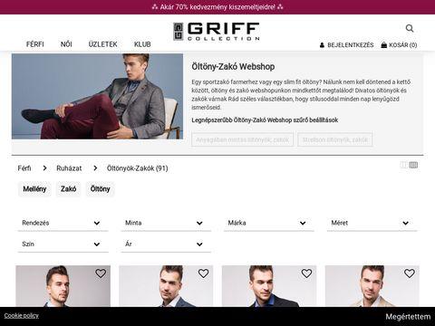 griffwebshop.com