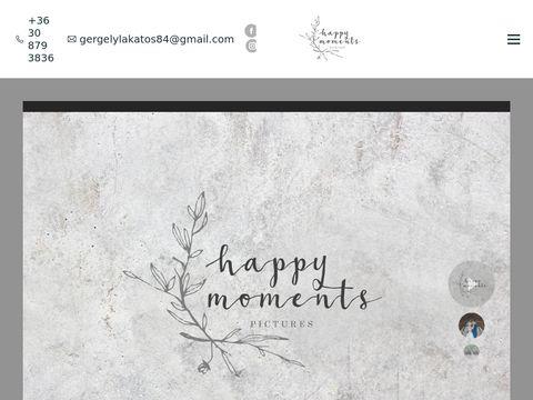 Esküvői szolgáltató: Happy Moments Pictures