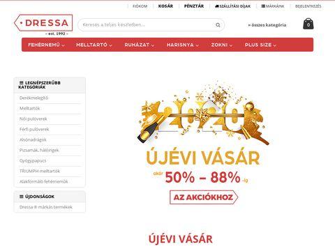 Esküvői szolgáltató: Harisnyadiszkont Webáruház