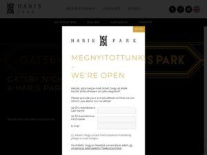 Esküvői szolgáltató: Haris Park