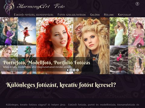 Esküvői szolgáltató: HarmonyArt Foto