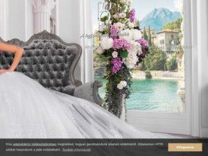 Esküvői szolgáltató: Héjja Esküvői és Alkalmi Ruhaszalon Budapest