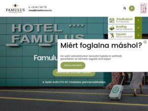 Esküvői szolgáltató: Hotel Famulus