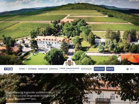 Esküvői szolgáltató: Gróf Degenfeld Kastélyszálló