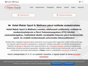 Esküvői szolgáltató: Hotel Makár Óbester Étterem