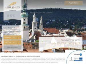 Esküvői szolgáltató: Hotel Szieszta