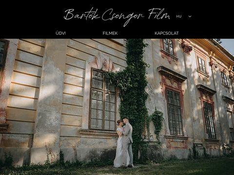 Esküvői szolgáltató: Bartók Csongor Film