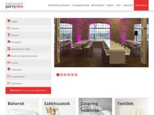 Esküvői szolgáltató: Instrument Party Rent