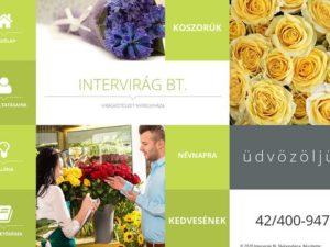 Esküvői szolgáltató: Inter-Virág Bt.
