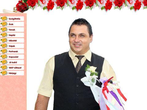 Esküvői szolgáltató: Horváth János Vőfély