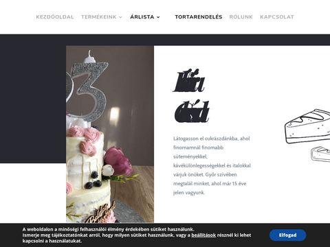 Esküvői szolgáltató: Kálvária Cukrászat