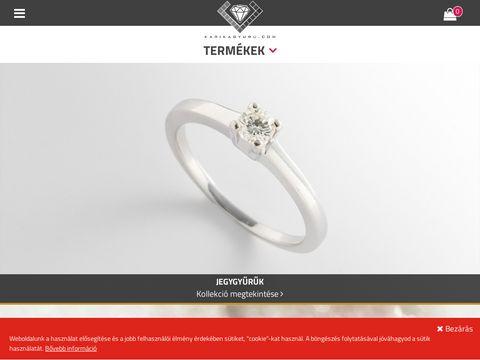 Esküvői szolgáltató: Karikagyűrű.com