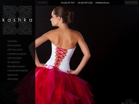 Esküvői szolgáltató: Kashka Haute Couture