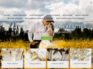 Esküvői szolgáltató: Kekkon