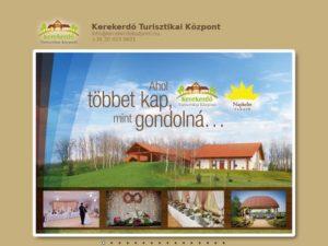 Esküvői szolgáltató: Kerekerdő Turisztikai Központ