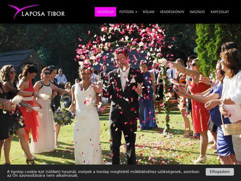 Esküvői szolgáltató: Laposa Tibor Fotográfus
