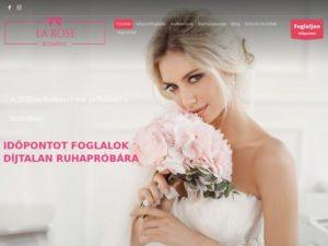 Esküvői szolgáltató: La Rose Szalon