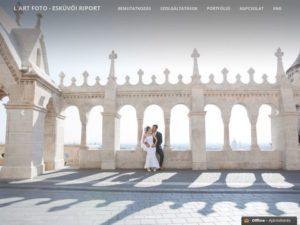 Esküvői szolgáltató: l'Art Foto