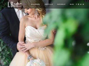 Esküvői szolgáltató: LB-Mediart Fotó Film Média