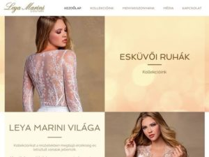 Esküvői szolgáltató: Leya Marini