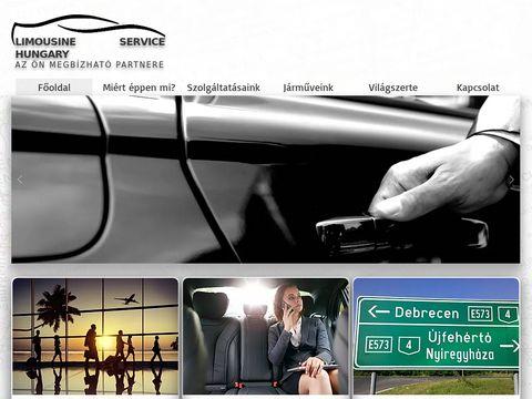 Esküvői szolgáltató: Limousine Service Hungary