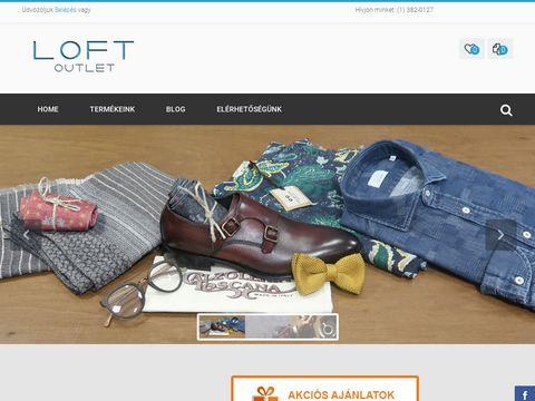 Esküvői szolgáltató: Loft Outlet