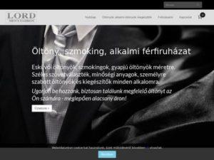 Esküvői szolgáltató: Lord Men's Fashion