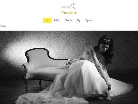 Esküvői szolgáltató: Elite Szalon
