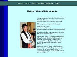 Esküvői szolgáltató: Magyari Tibor Vőfély