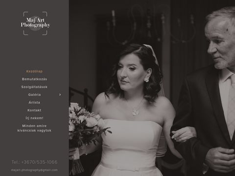Esküvői szolgáltató: Maj'Art Photography