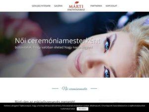 Esküvői szolgáltató: Márti Esküvőszervíz