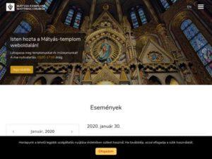 Esküvői szolgáltató: Mátyás Templom