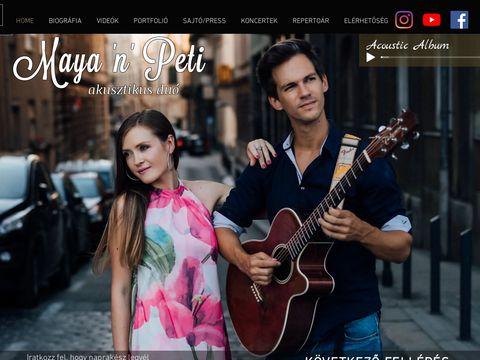 Esküvői szolgáltató: Maya'n'Peti