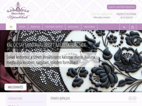 Esküvői szolgáltató: Ékes Mézeskalács Köszönet Ajándék