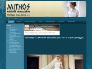 Esküvői szolgáltató: Mithos Esküvői Ruhaszalon