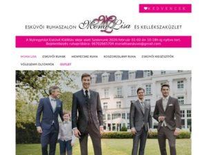 Esküvői szolgáltató: Mona Lisa Esküvői Ruhaszalon