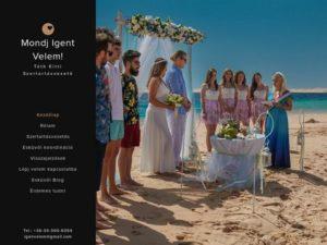 Esküvői szolgáltató: Tóth Kitti