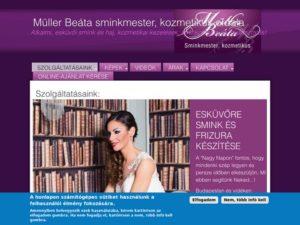 Esküvői szolgáltató: Müller Beáta