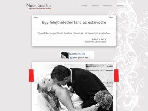 Esküvői szolgáltató: Násztánc