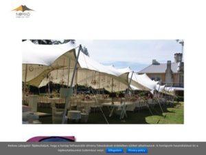 Esküvői szolgáltató: Nomad Stretch Tent party- és rendezvénysátrak