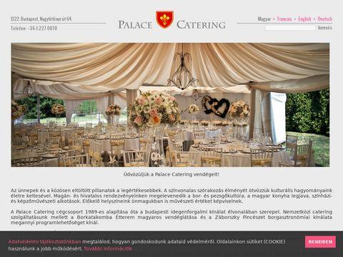 Esküvői szolgáltató: Palace Catering