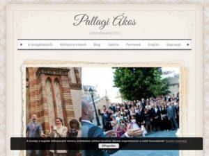 Esküvői szolgáltató: Pallagi Ákos Ceremóniamester