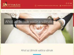 Esküvői szolgáltató: Party Varázs