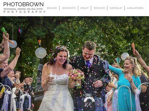 Esküvői szolgáltató: Photo Brown