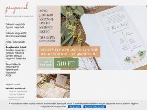 Esküvői szolgáltató: Pimpernel Weddings