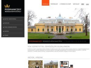 Esküvői szolgáltató: Podmaniczky Rendezvénykastély