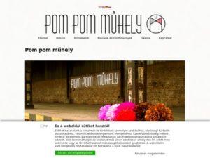 Esküvői szolgáltató: Pom Pom Műhely
