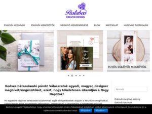 Esküvői szolgáltató: Postabea Esküvői Design