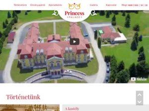 Esküvői szolgáltató: Princess Palace