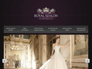 Esküvői szolgáltató: Royal Szalon